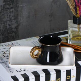 Danna 6lı Porselen Kahve Fincan Takımı
